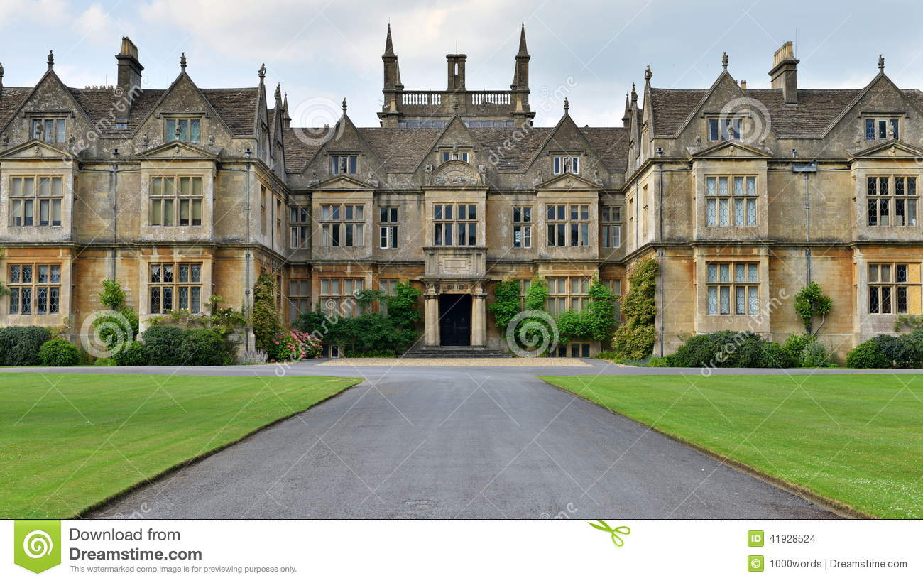 Old Country House Stock Photo Image 41928524