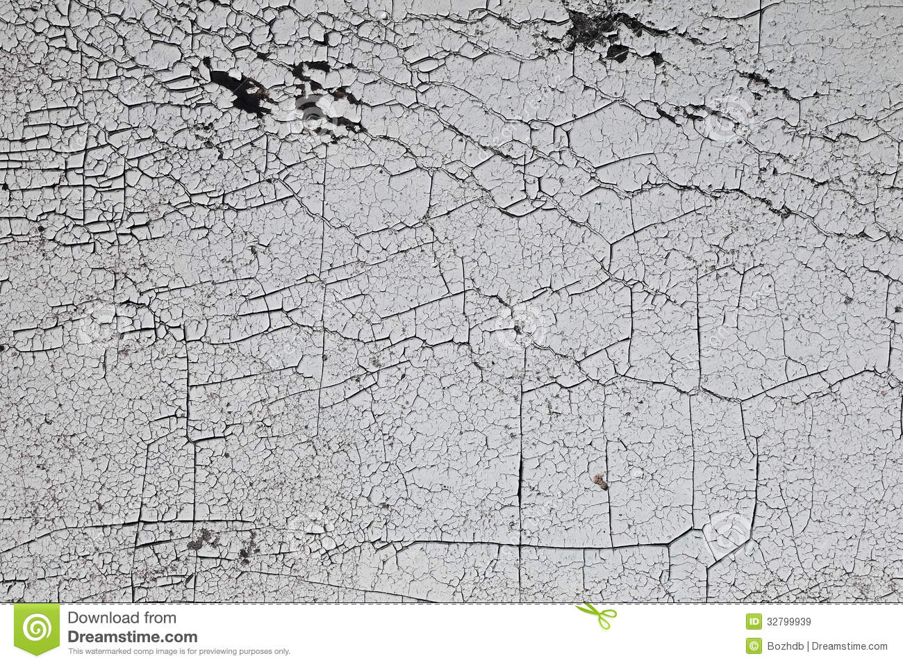 Old Cracked Paint Texture Stock Image Image Of Closeup