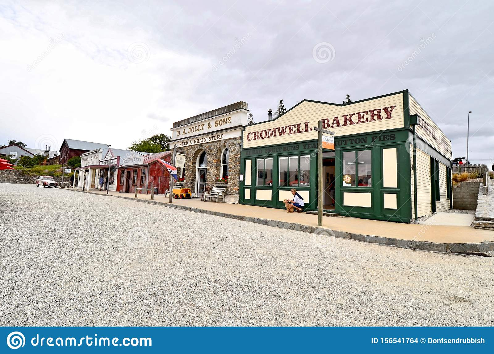 central otago dating)