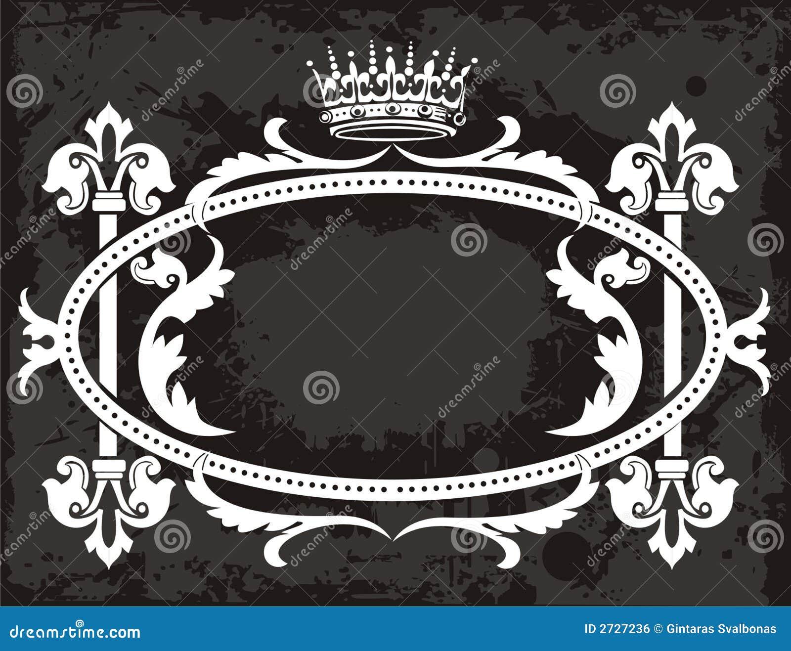 old crown frame