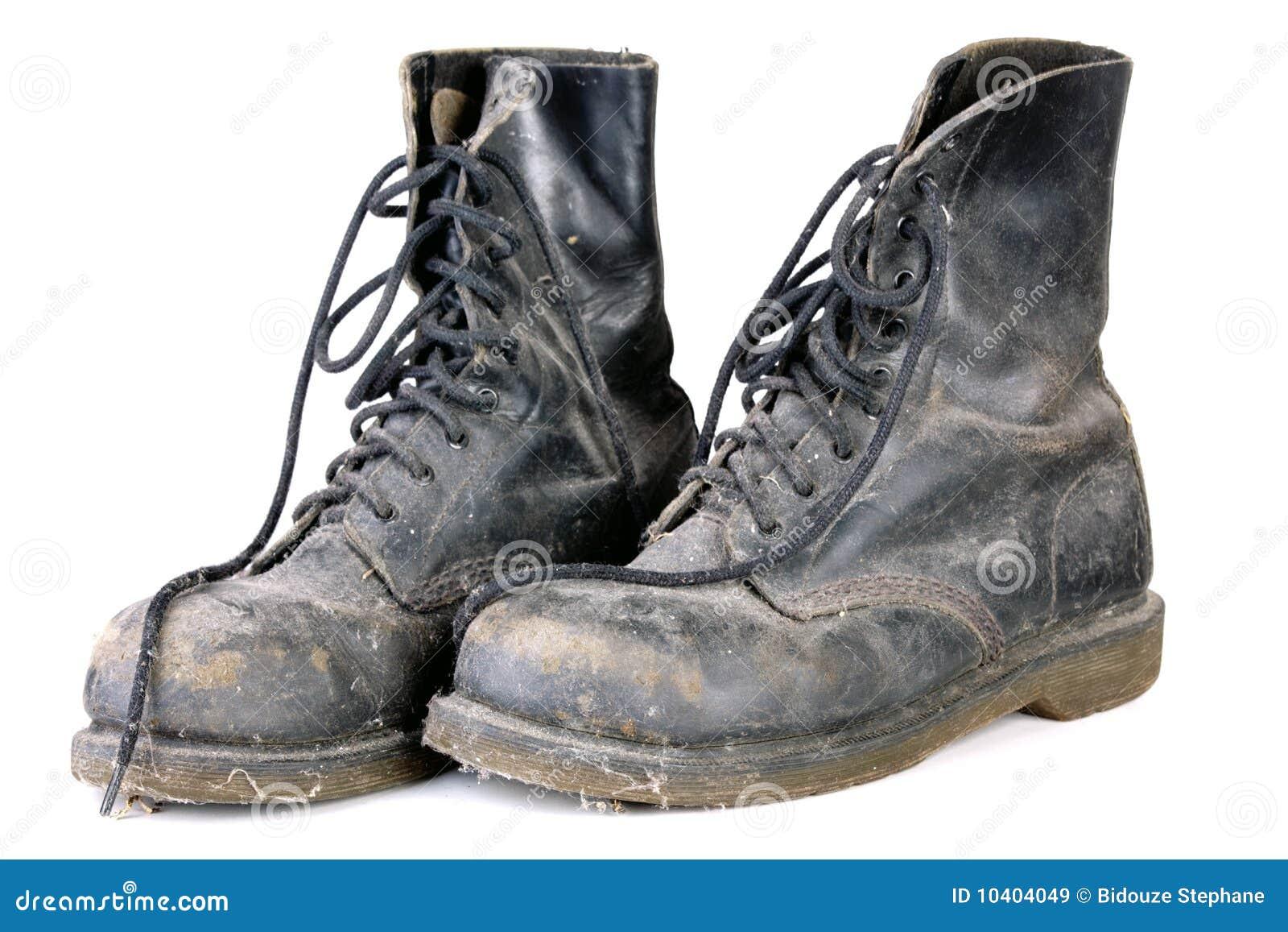 Rusty Van Shoes