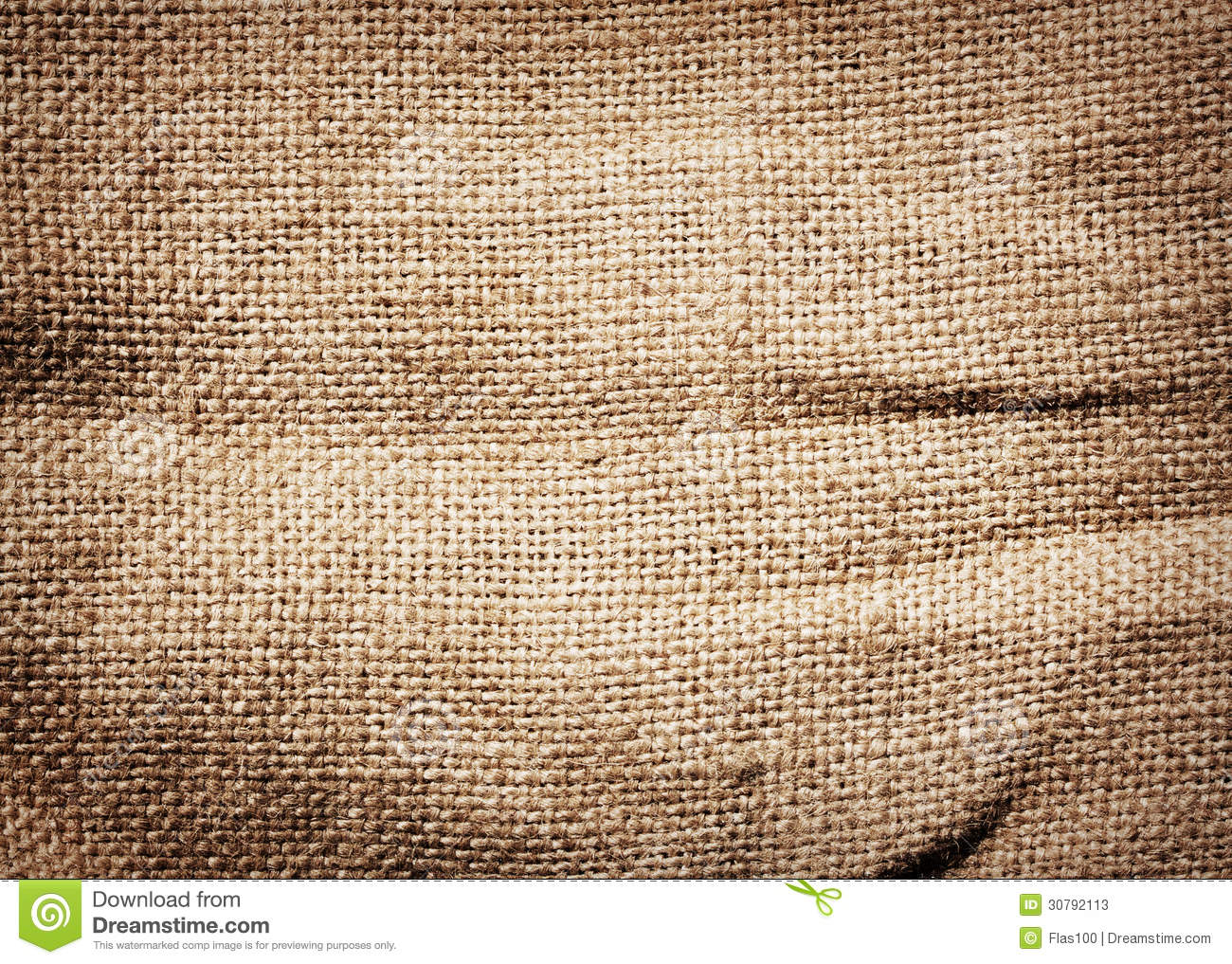 Old dirty burlap texture stock photos image 30792113 - Coussin toile de jute ...
