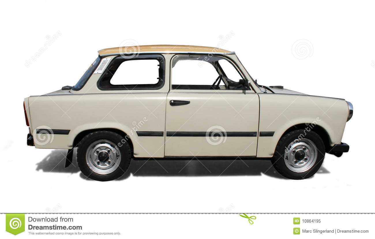 Old East German Car Stock Photos - Download 231 Images