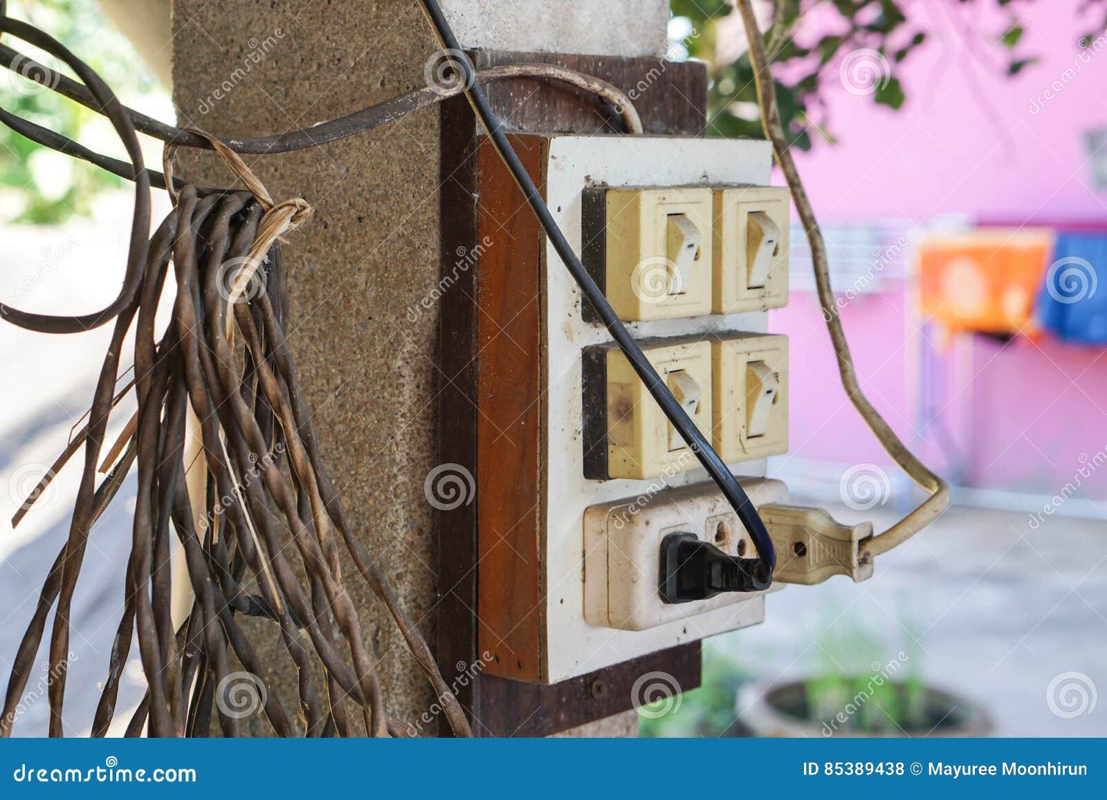 Wiring Up Plug Socket