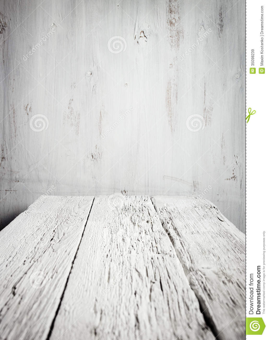 Royalty Free Stock Photo. Download Old Empty Wooden Table ...