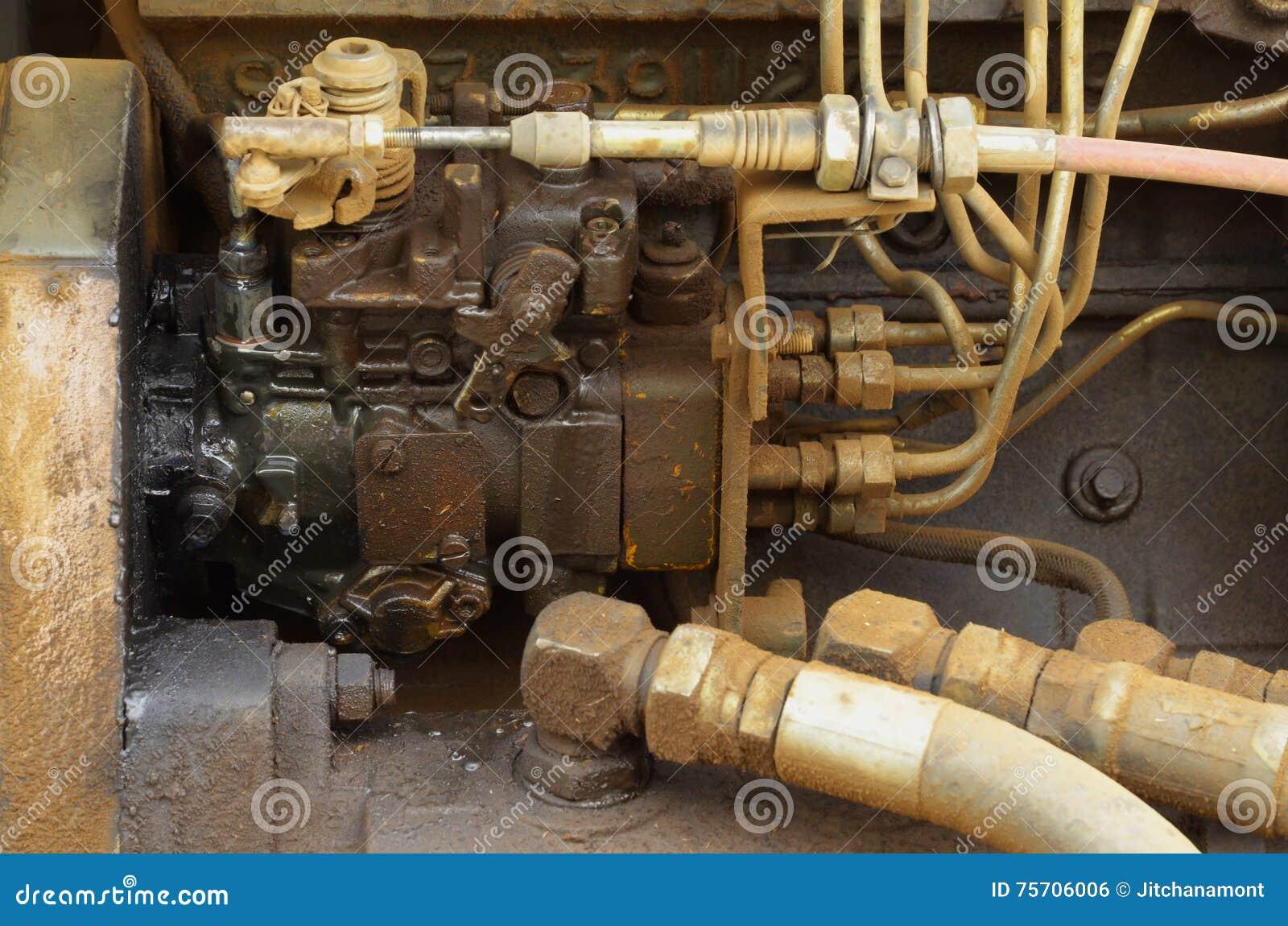 Oil leak royalty free stock photo for Motor oil for older cars