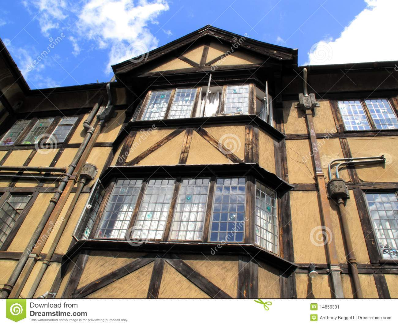 Old English Medieval House
