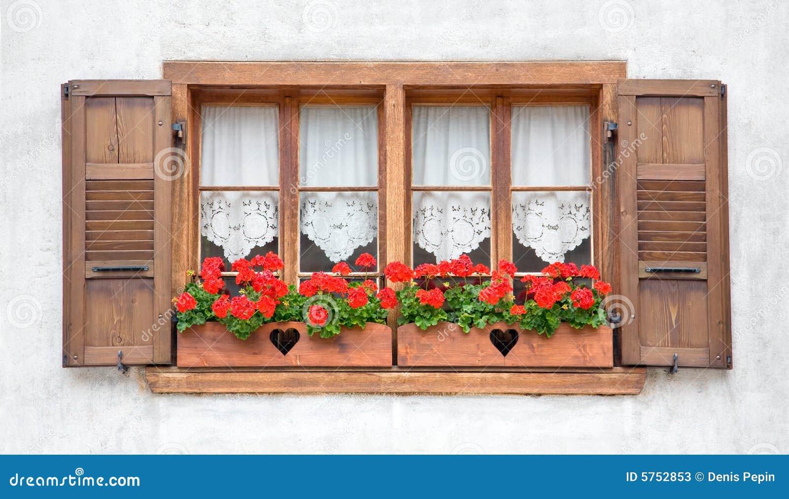 Old european wooden windows stock photos image 5752853 for European shutters