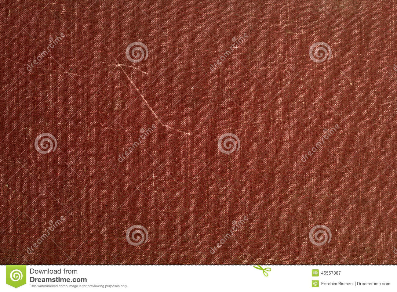 Old Book Cover Material ~ Old fabric cover book stock photo image