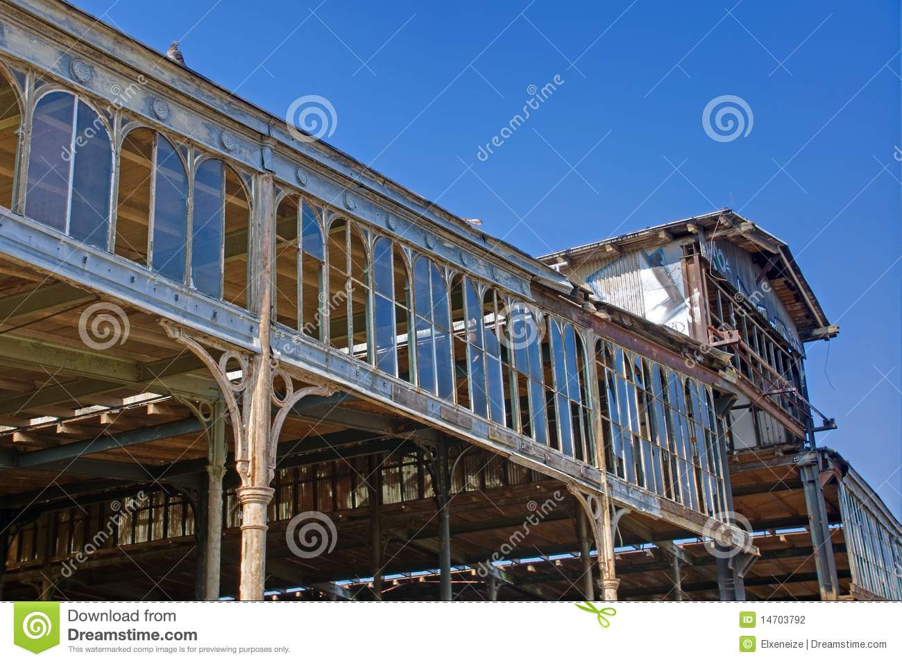 Old Factory Building Stock Photography - Image: 14703792 Old Factory Building