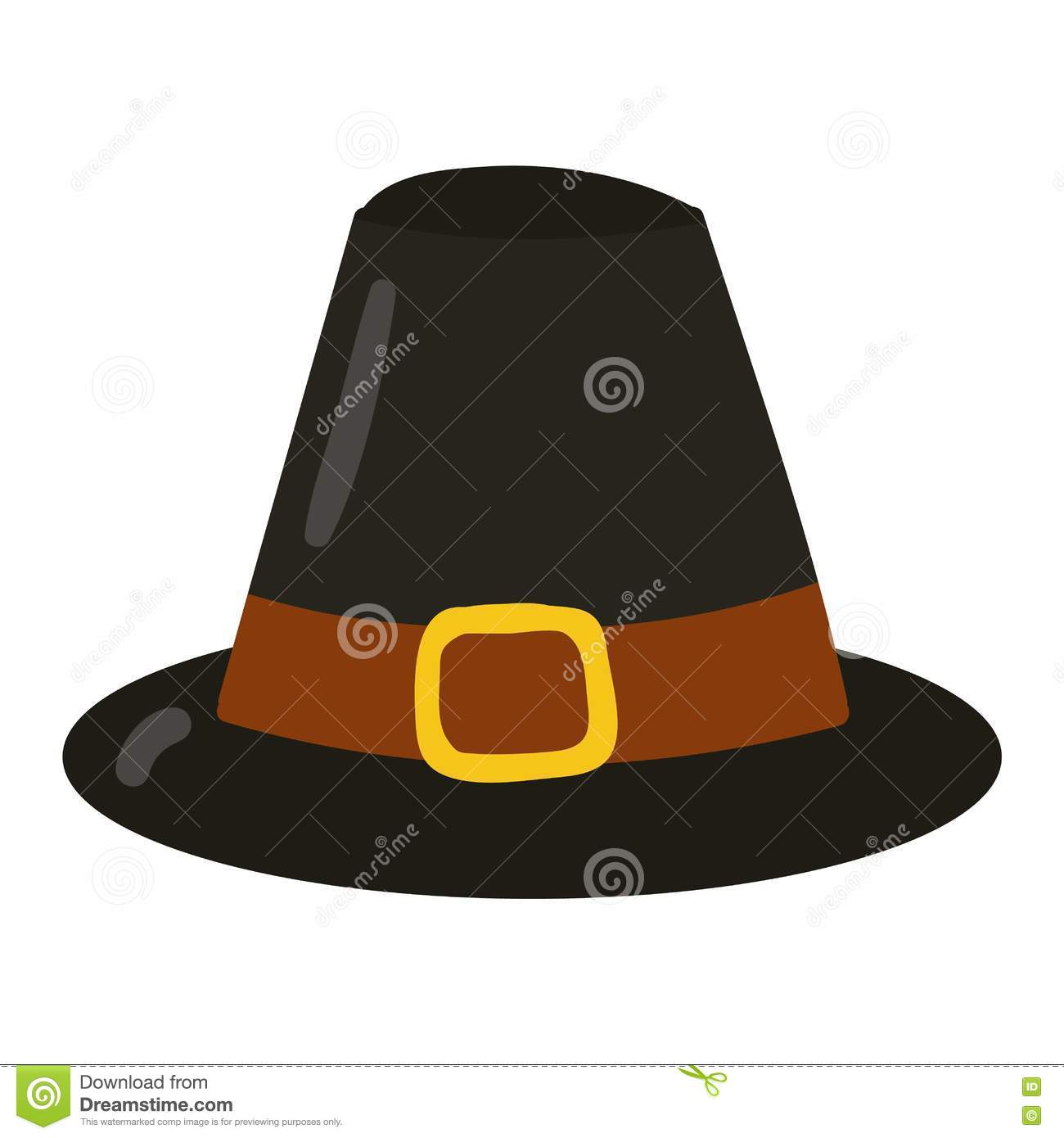 2c83c5b6d18 Old Farm Hat Vector Illustration. Stock Vector - Illustration of ...