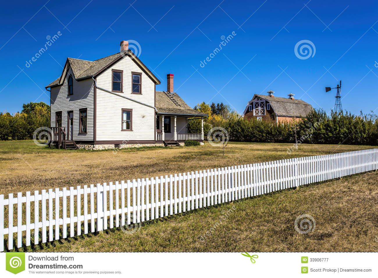 Old Farm House Stock Image Of Farmhouse Wood