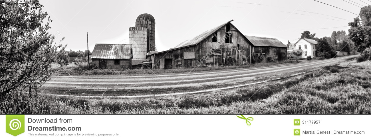 Old Farm Royalty Free Stock Photography Image 31177957
