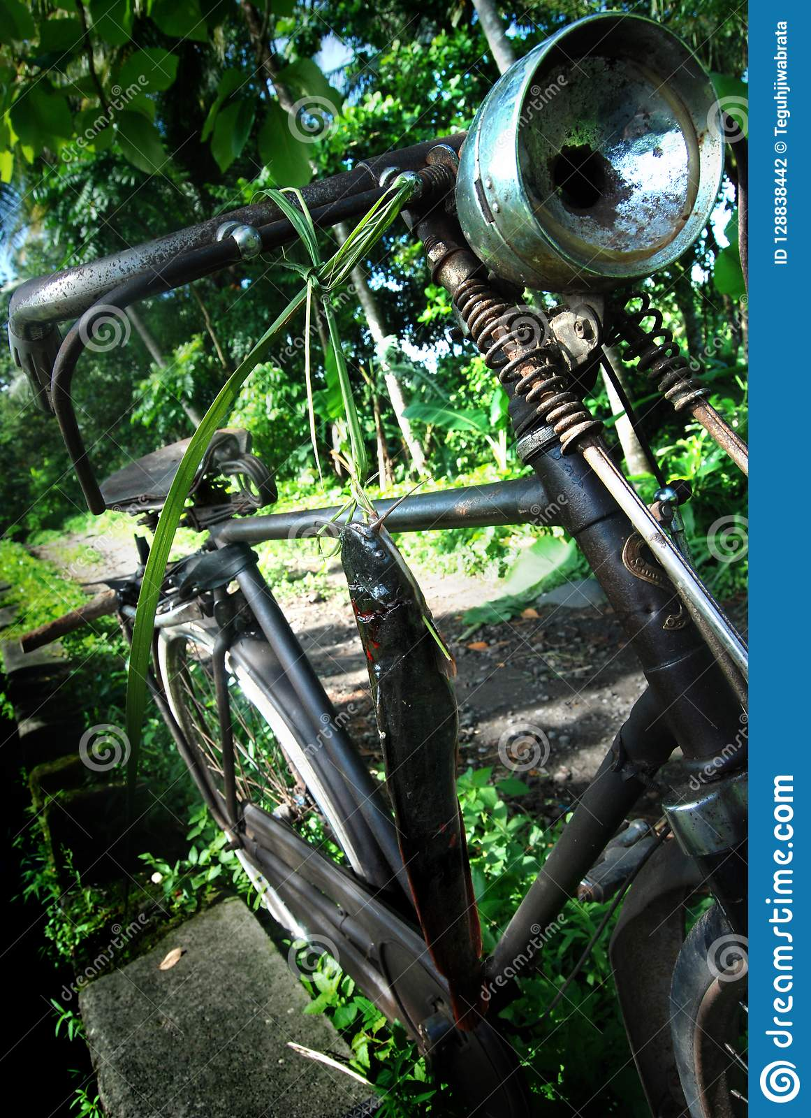 Old Farmers Bicycle