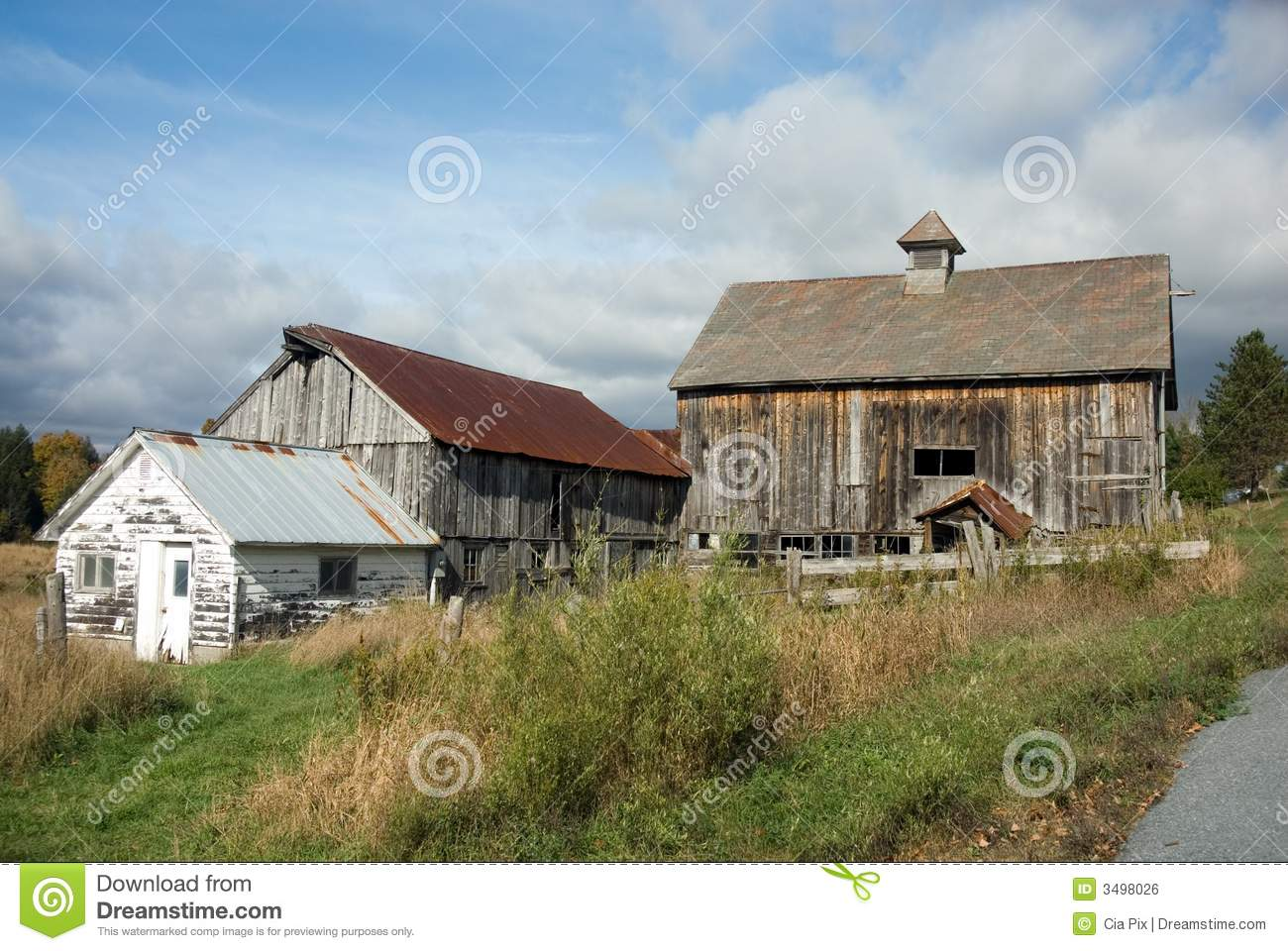 Old farmhouse in vermont royalty free stock image image for Vermont farmhouse plans
