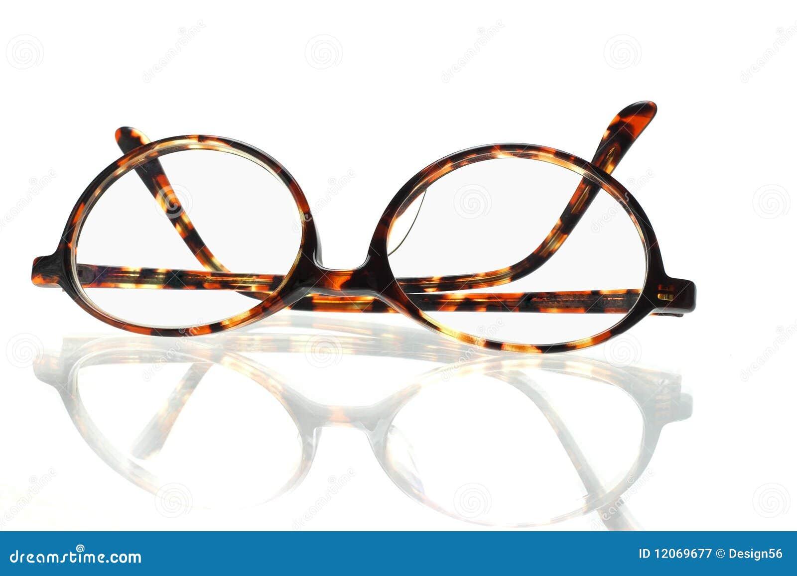 Old Fashioned Glasses Frame : Old Fashion Eyeglasses Royalty Free Stock Photography ...