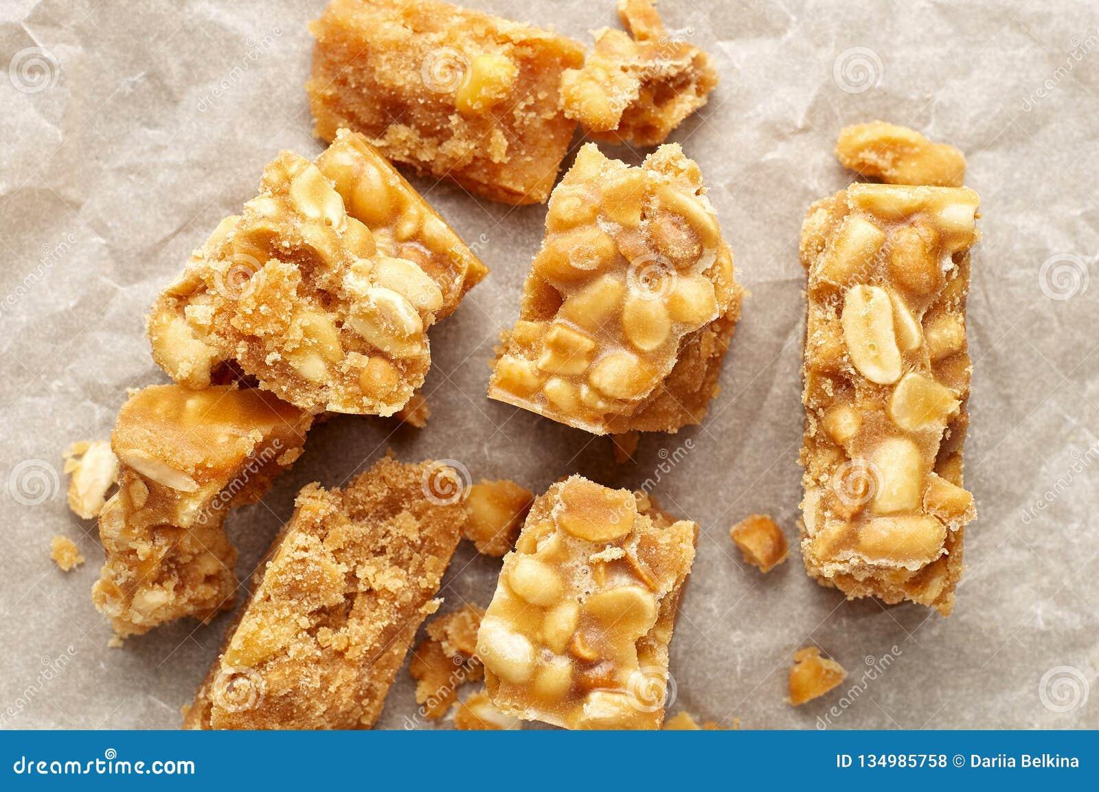Old Fashioned Buttermilk Penuche Fudge Candy With Peanuts