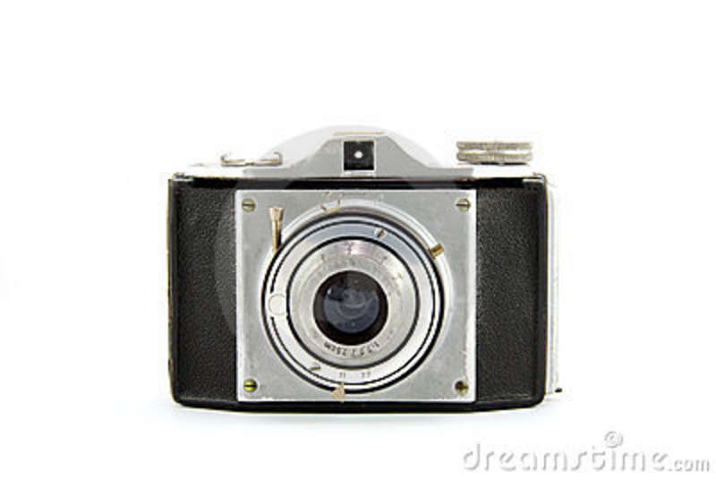 Old Fashioned Camera Royalty Free Stock Photography ...
