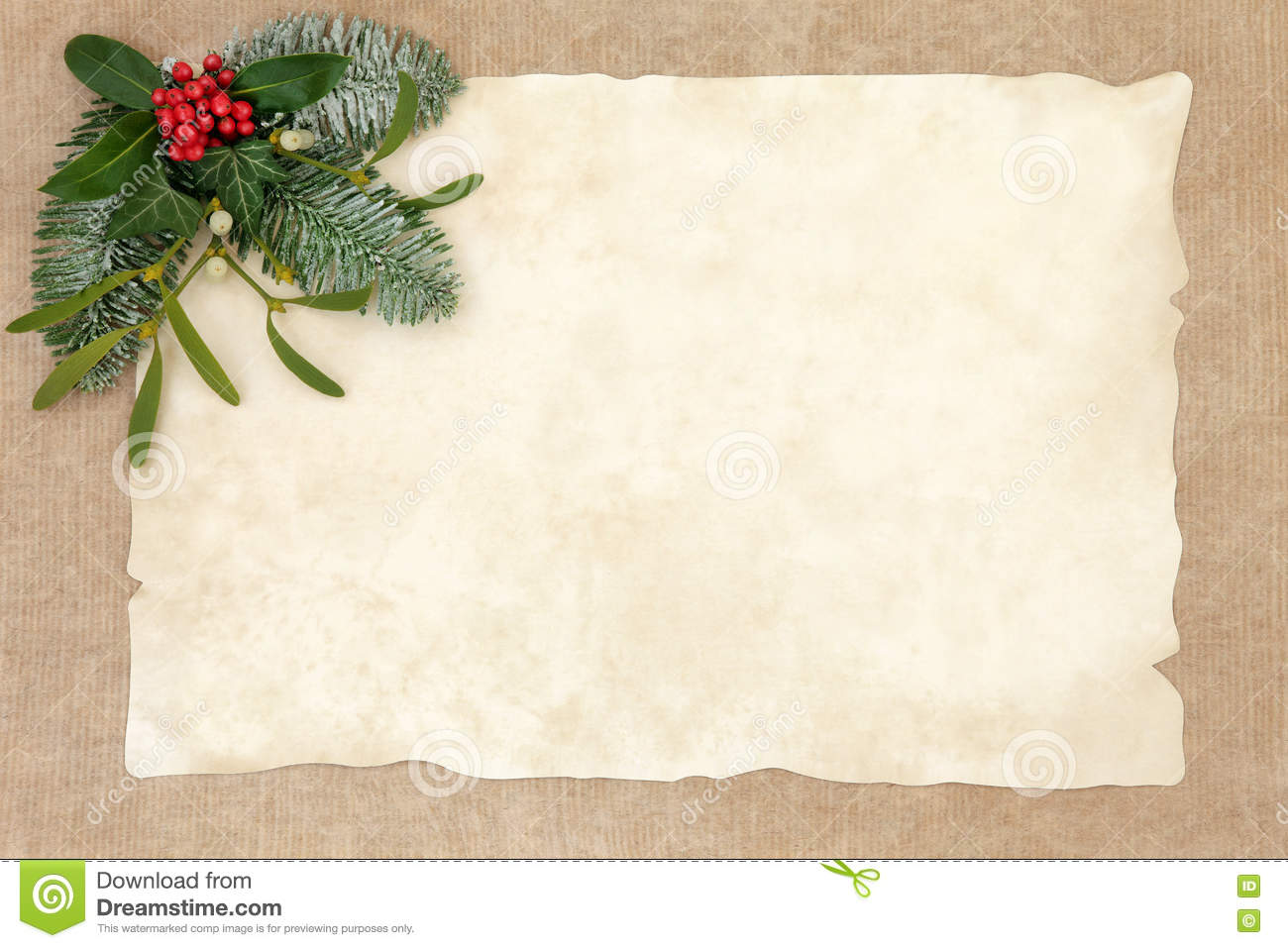 Old Fashioned Christmas Background Stock Photo - Image of noel ...