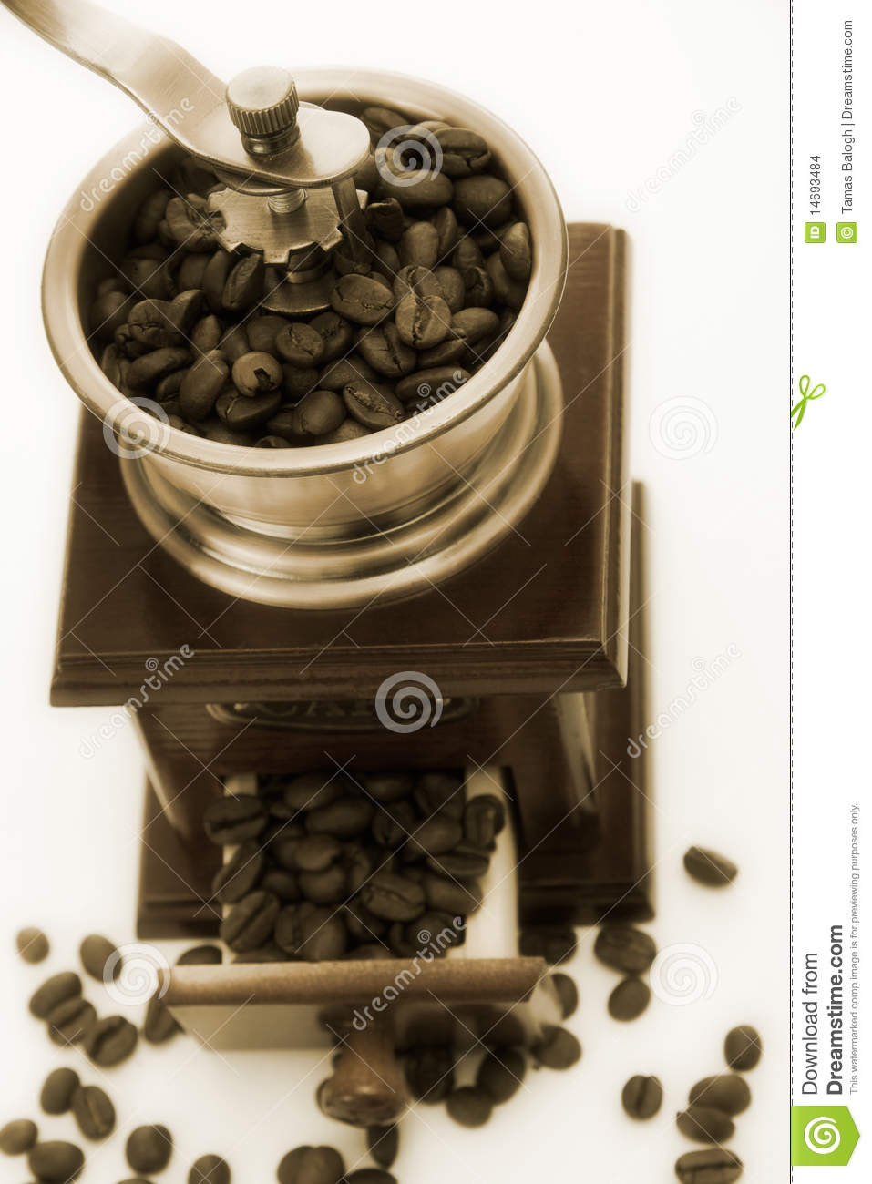 old fashioned coffee grinder stock images image 14693484 KitchenAid Coffee Grinder Manual Antique Coffee Grinder Manual