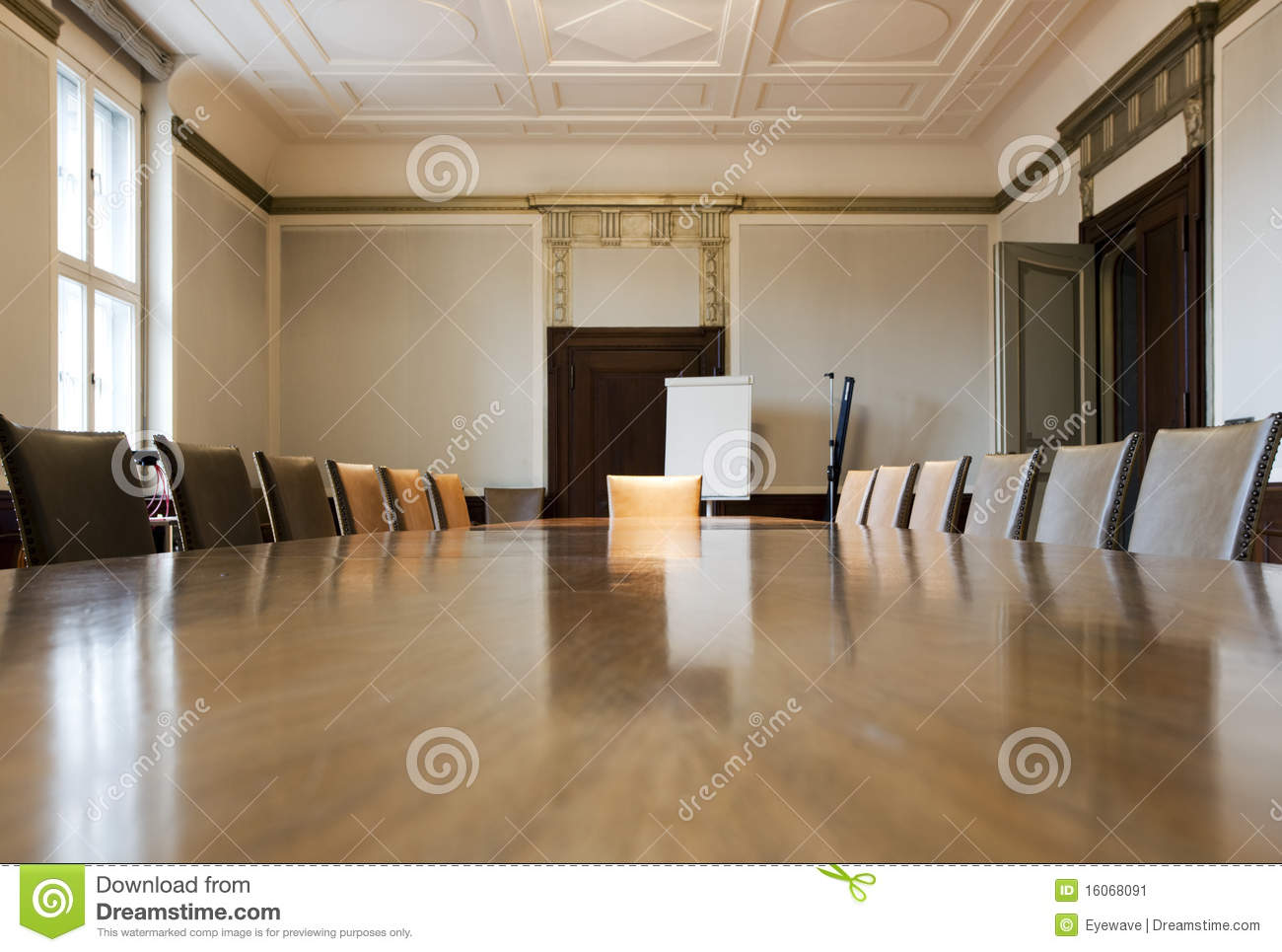 Old Fashioned Conference Room Stock Image Image Of Seats Meeting - Old conference table