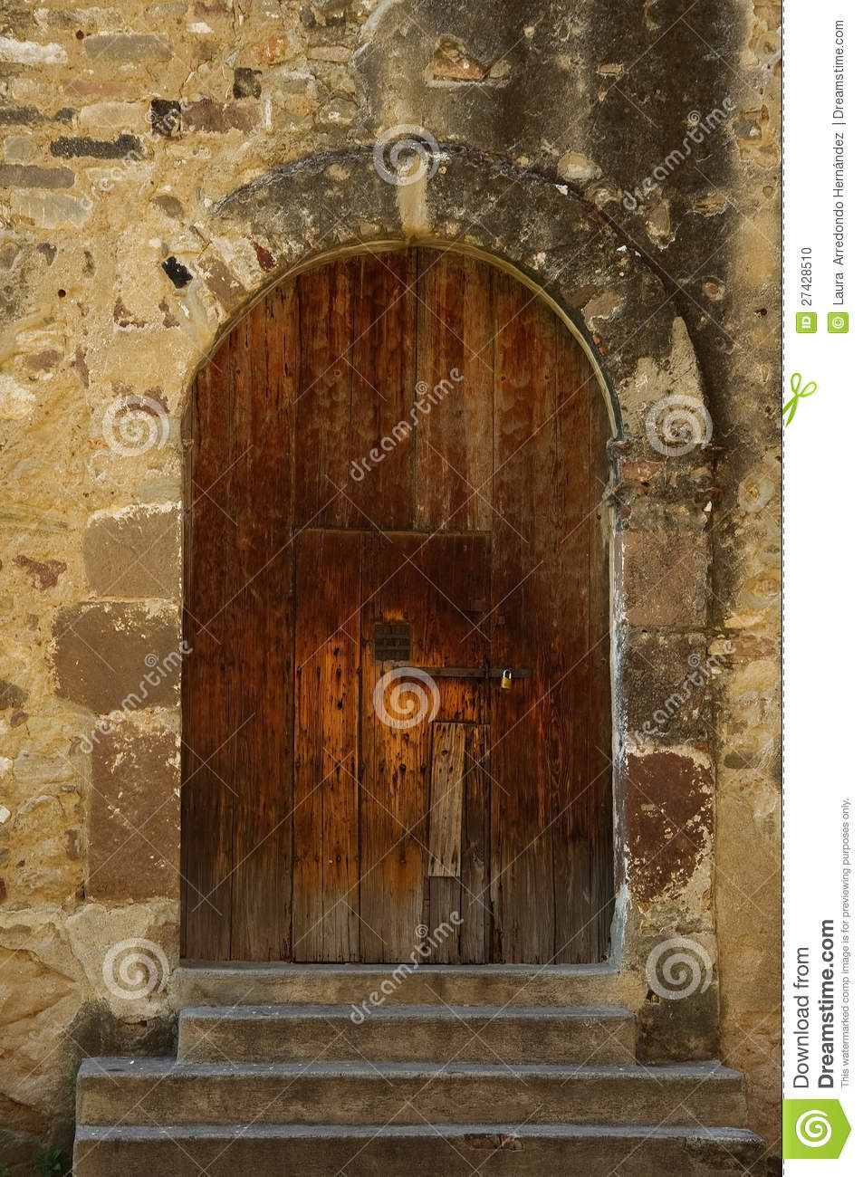 Old Fashioned Door Stock Photo Image Of Outside Outdoors