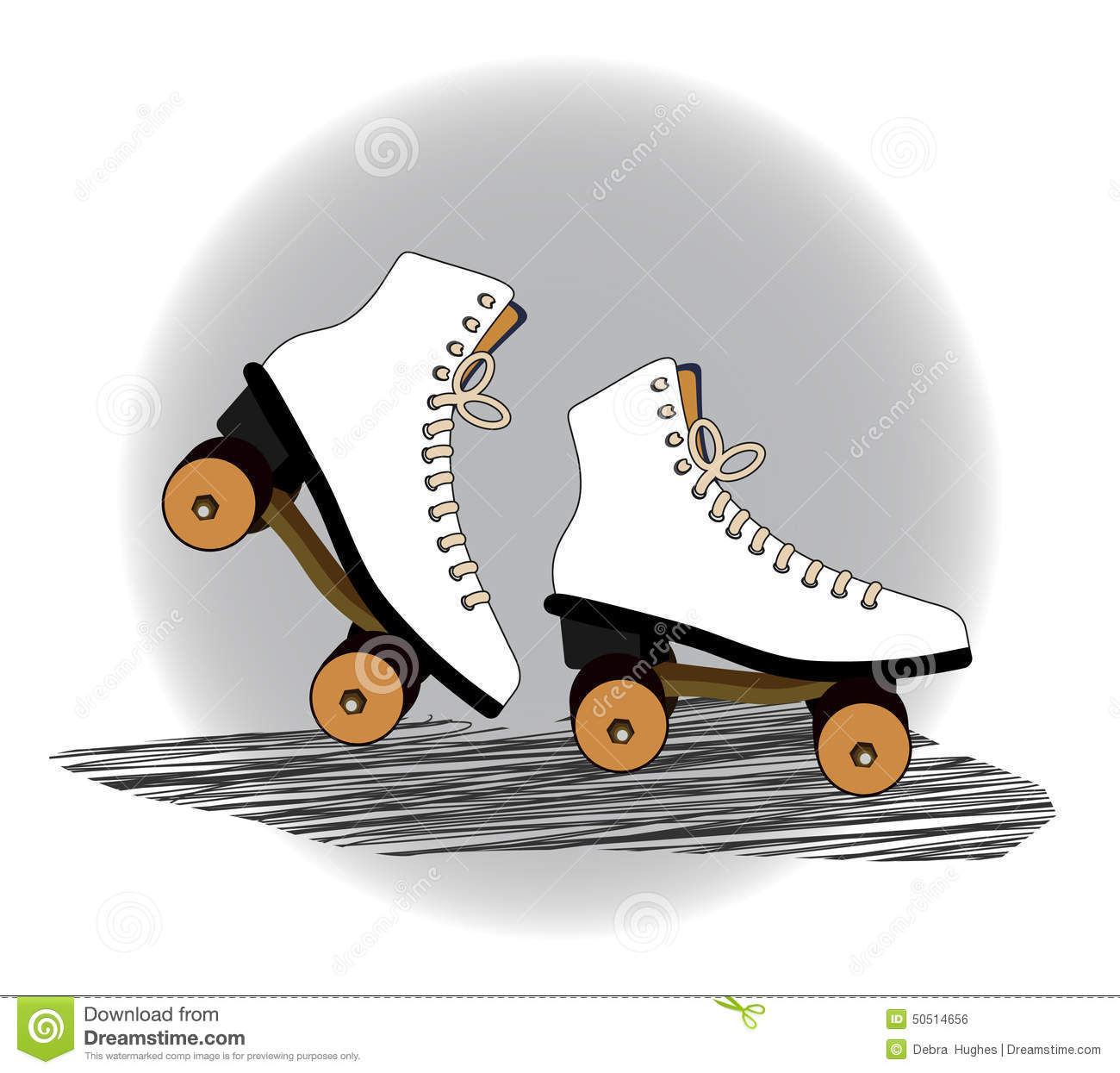 Pictures Of Old Fashioned Roller Skates