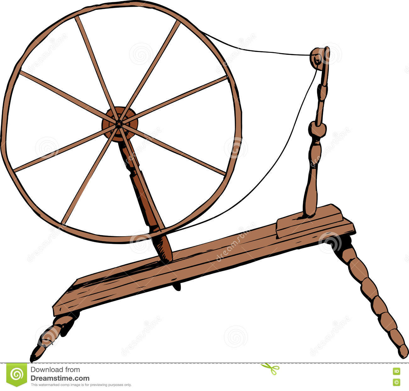 Old Spinning Wheel Stock Illustrations 114 Old Spinning Wheel Stock Illustrations Vectors Clipart Dreamstime