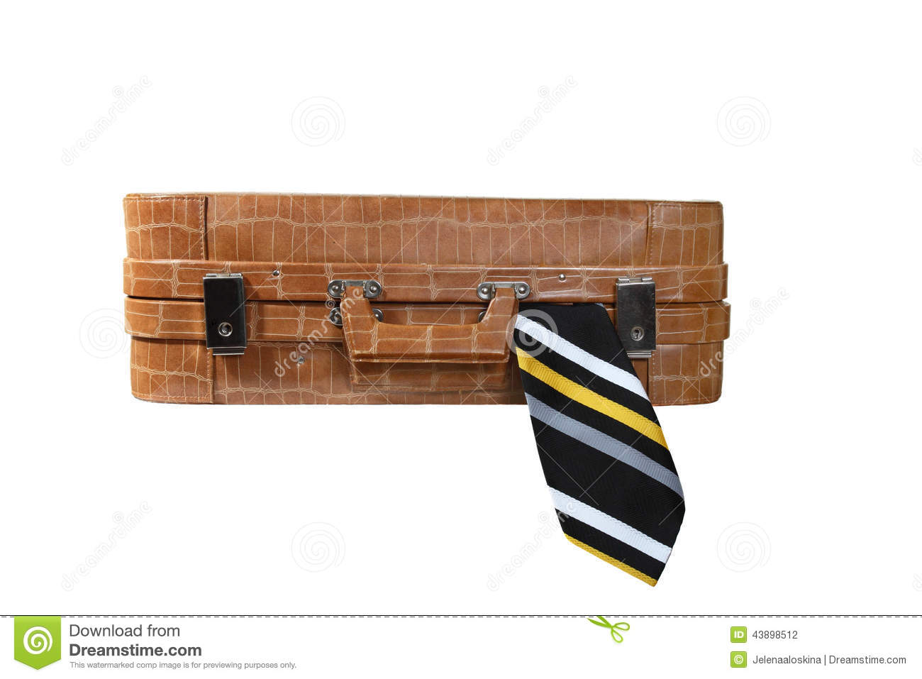 Old Fashioned Briefcase X