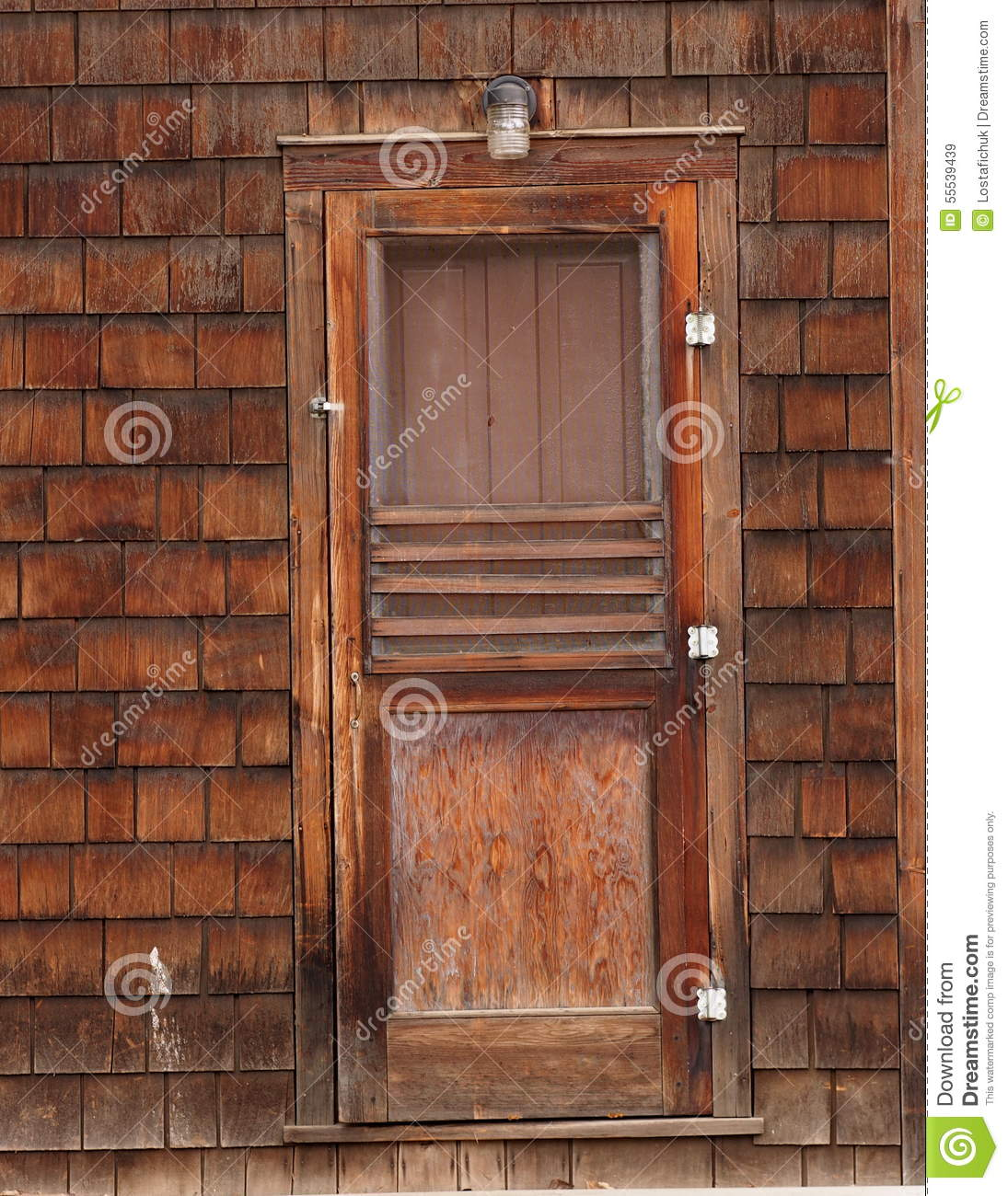 Old Fashioned Wooden Screen Door Stock Photo Image 55539439 Door Fashioned  Old Screen Wooden Vtopaller Images