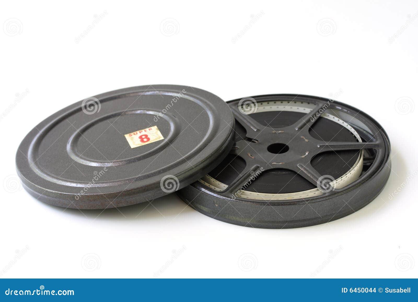 old film reel stock photo image of vintage cinema movie