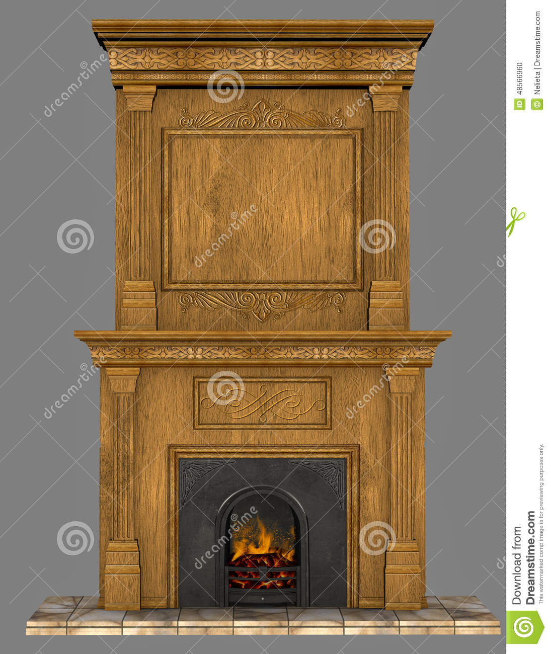makeover your diy with lovely some airstone and old make easy fireplace transform life tutorial this