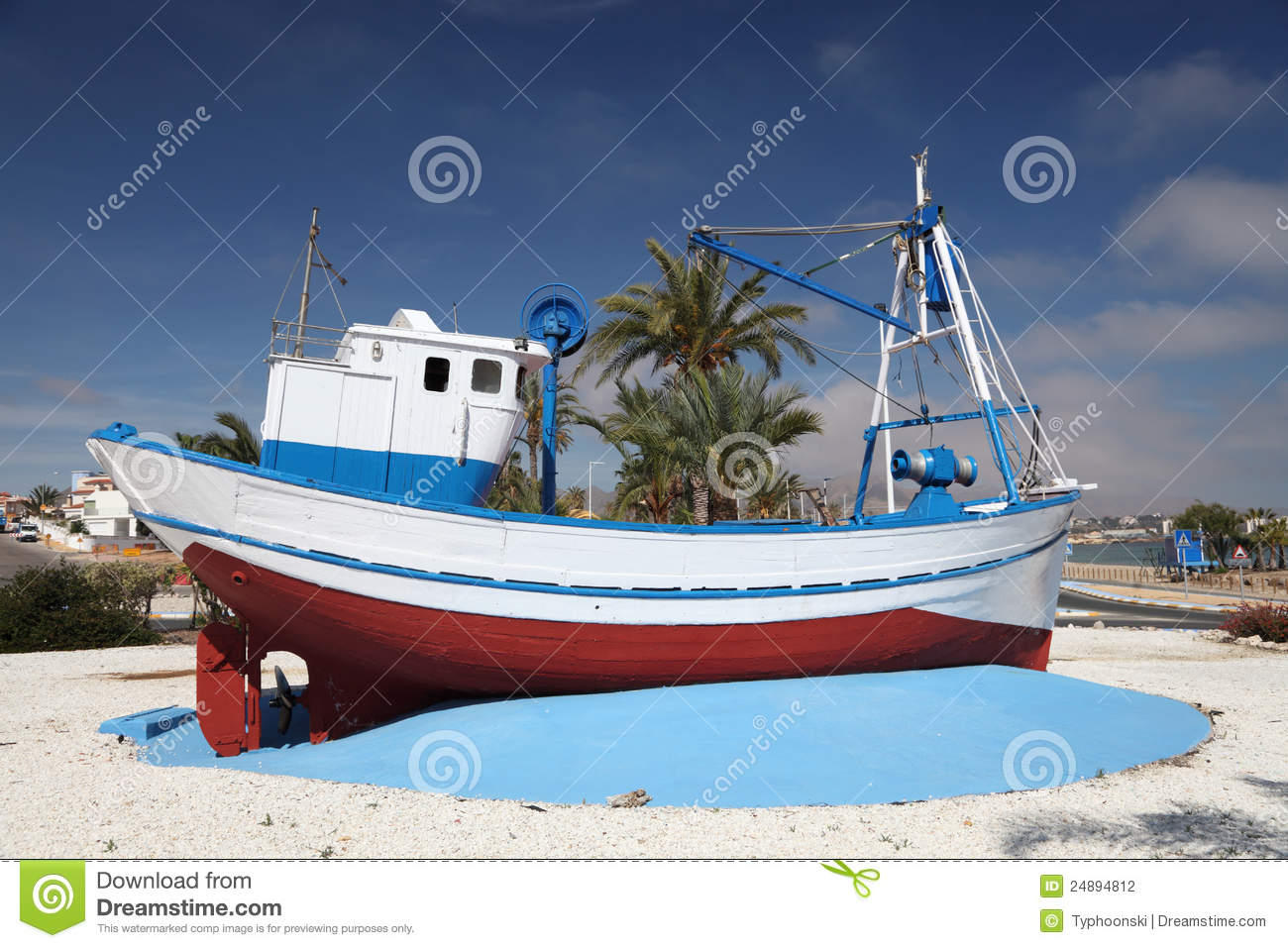 Old fishing boat stock photography image 24894812 for Old fishing boat