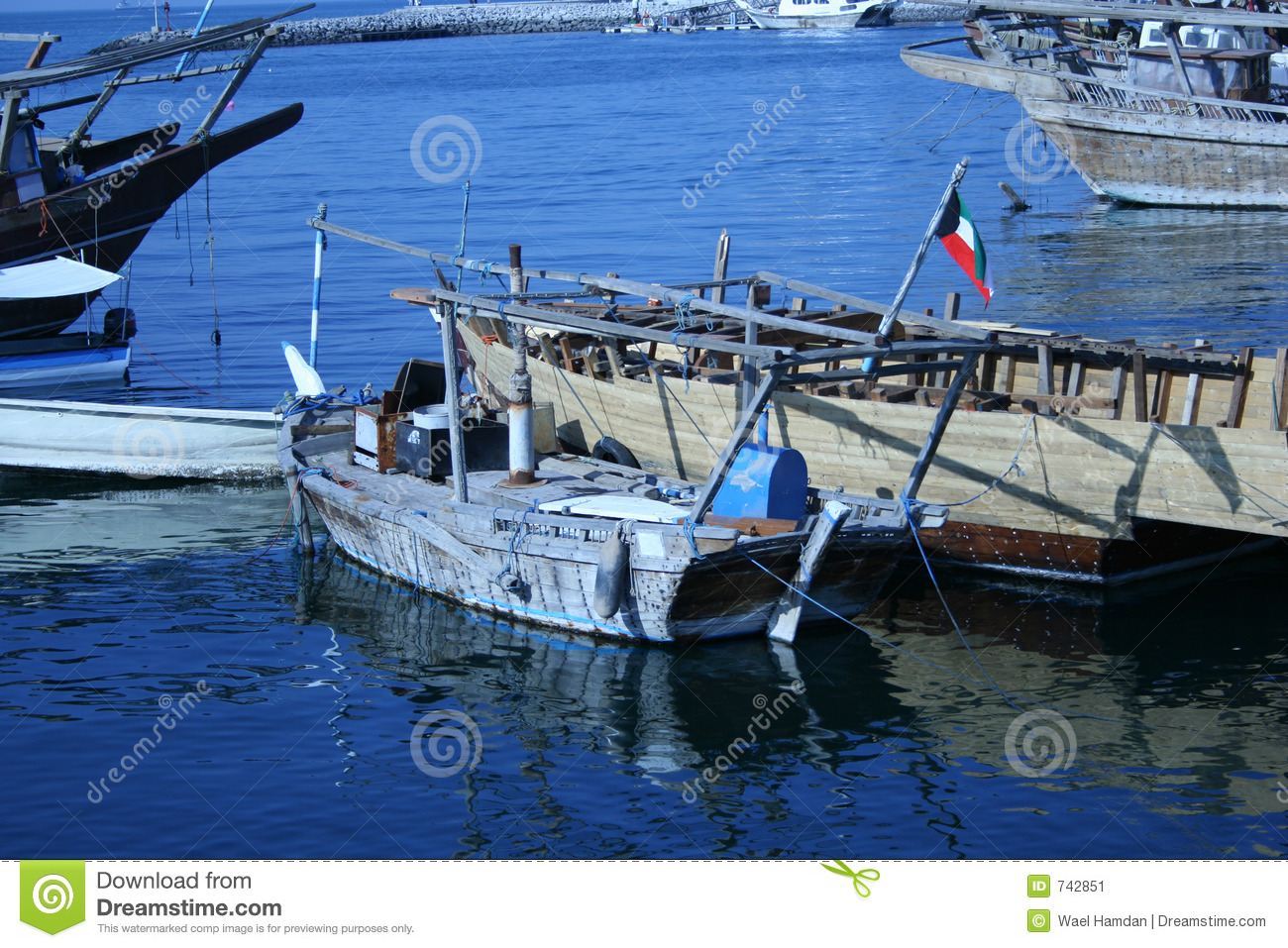 Old fishing boat stock image image 742851 for Old fishing boat