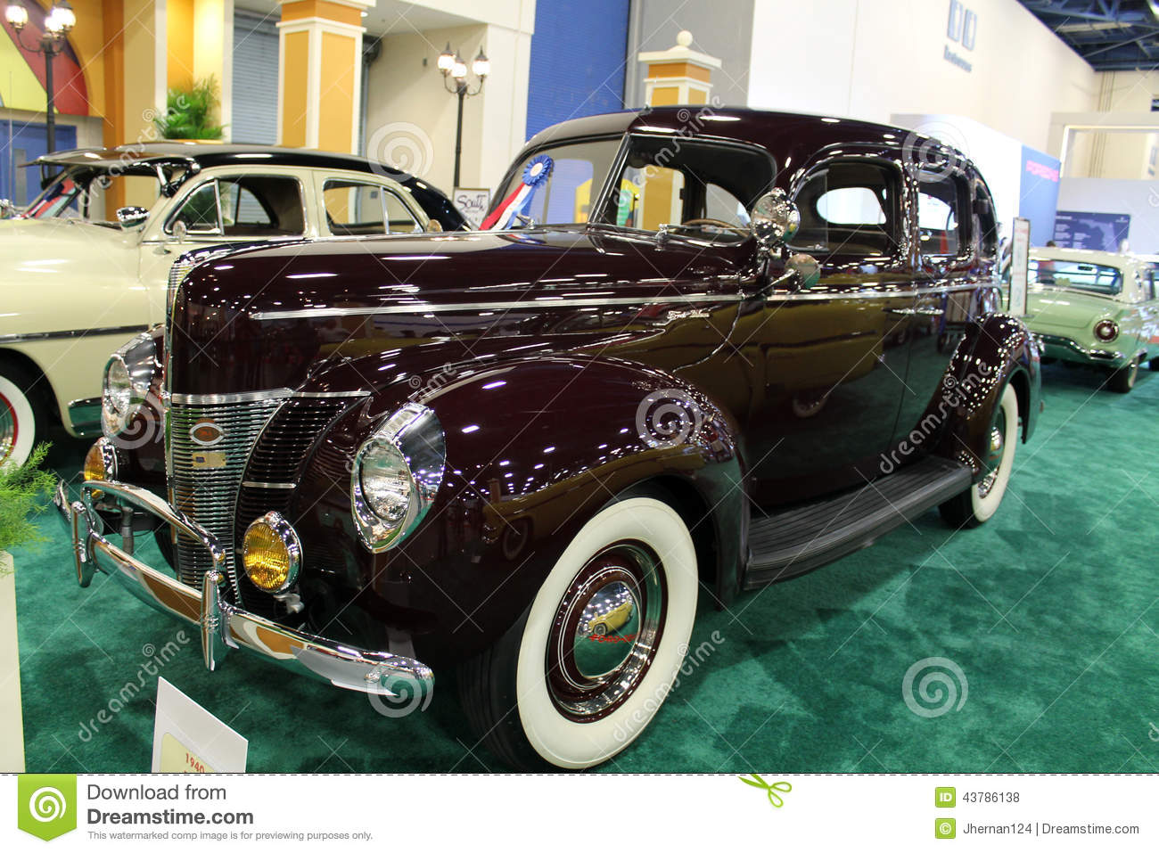 Old Ford Editorial Stock Photo Image