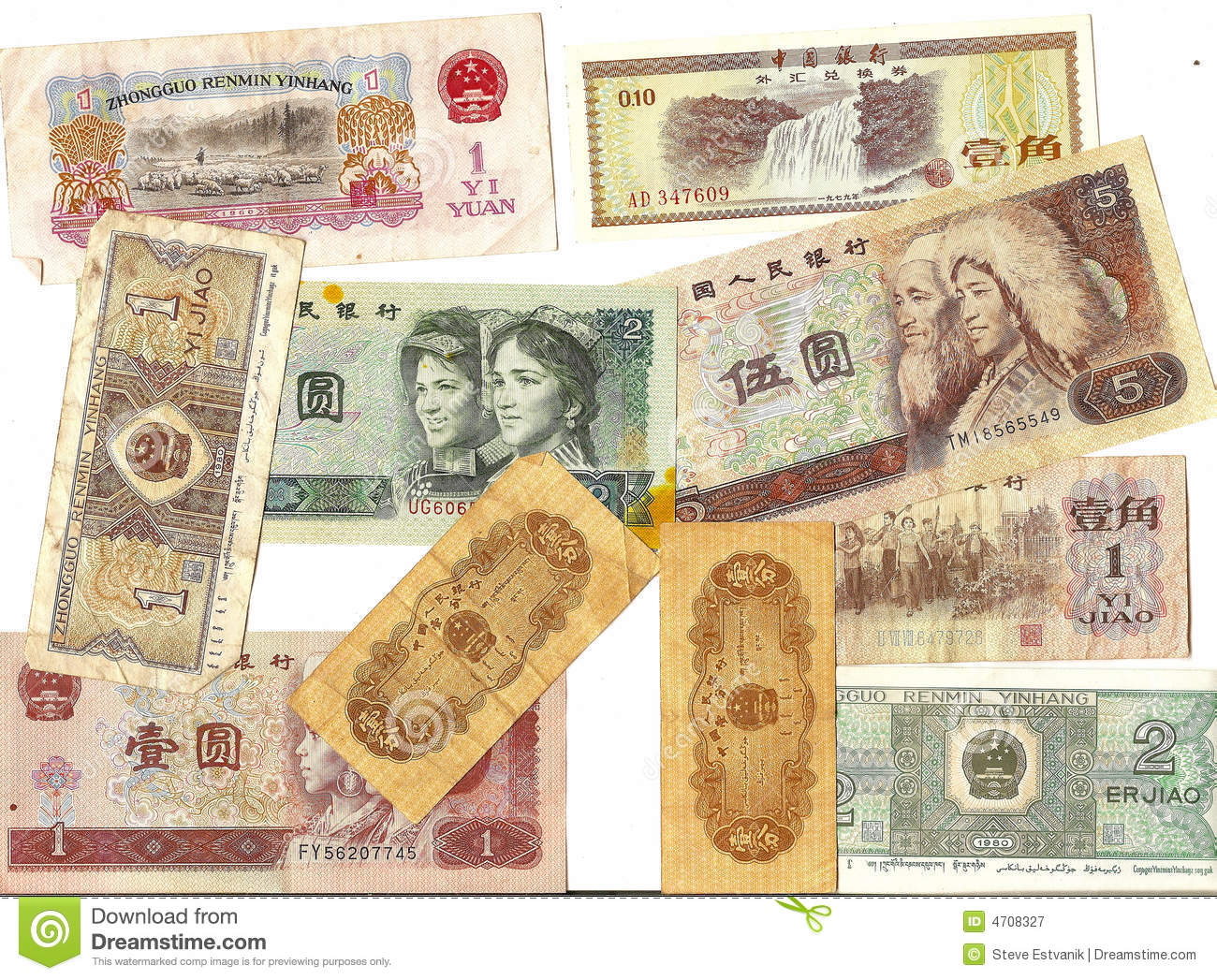 Old Foreign Currency 21