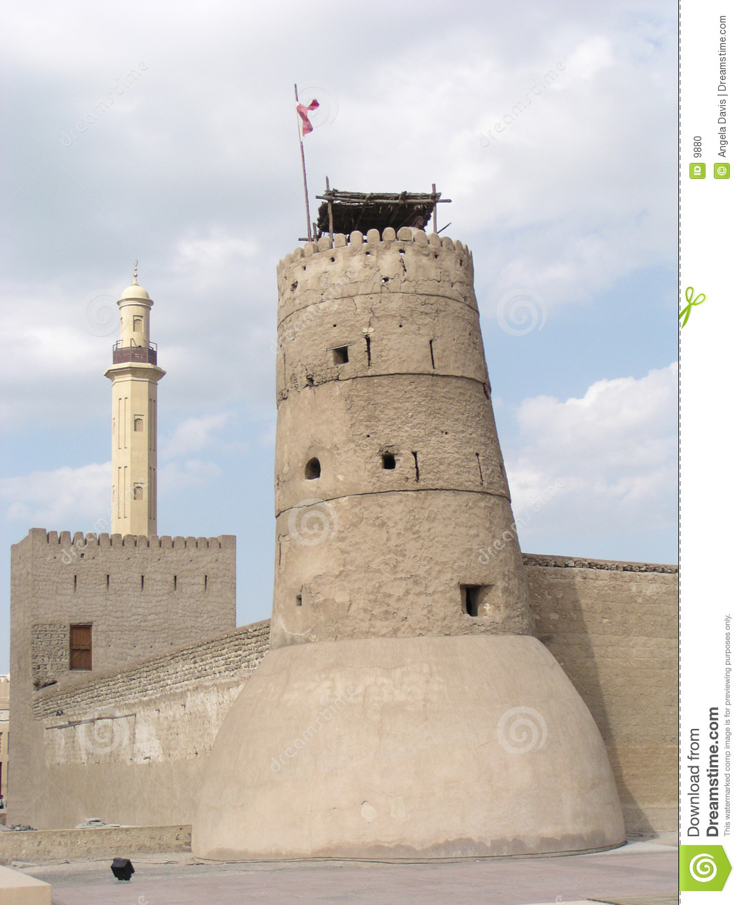 Old Fort (Dubai)