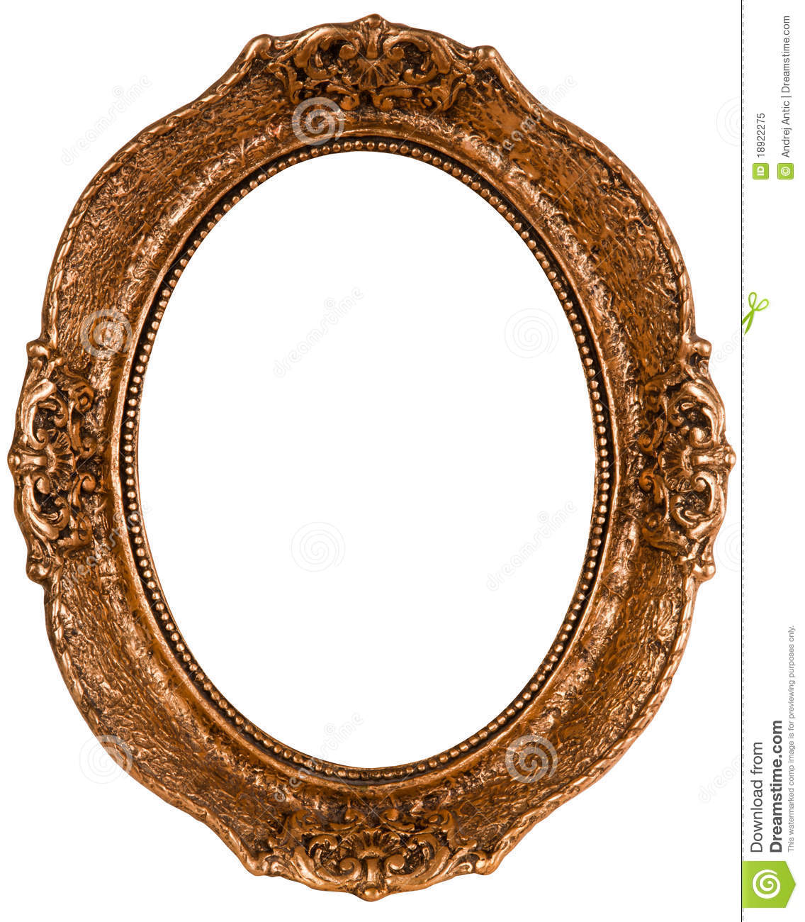 Old Frame Royalty Free Stock Photo - Image: 18922275