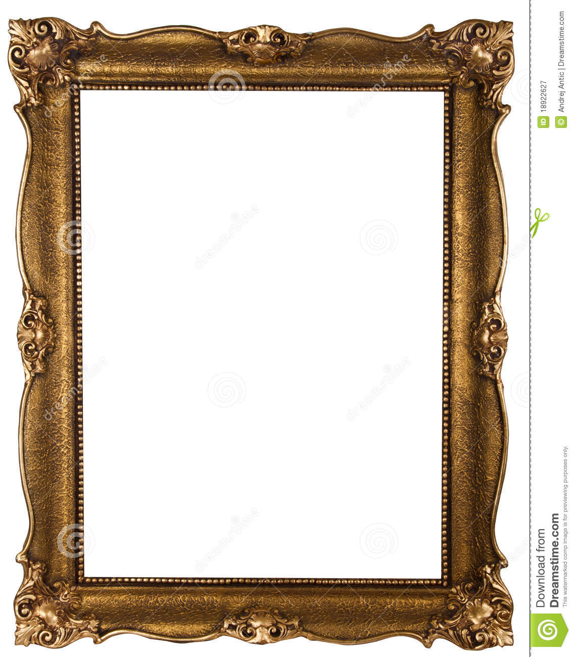 Old Frame Royalty Free Stock Photography Image 18922627