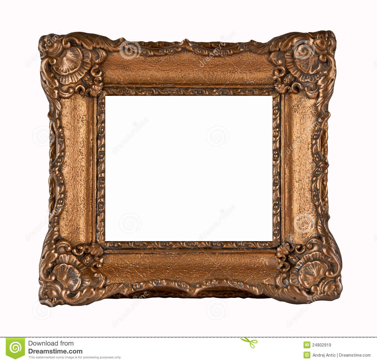 Old Frame Royalty Free Stock Images Image 24802919