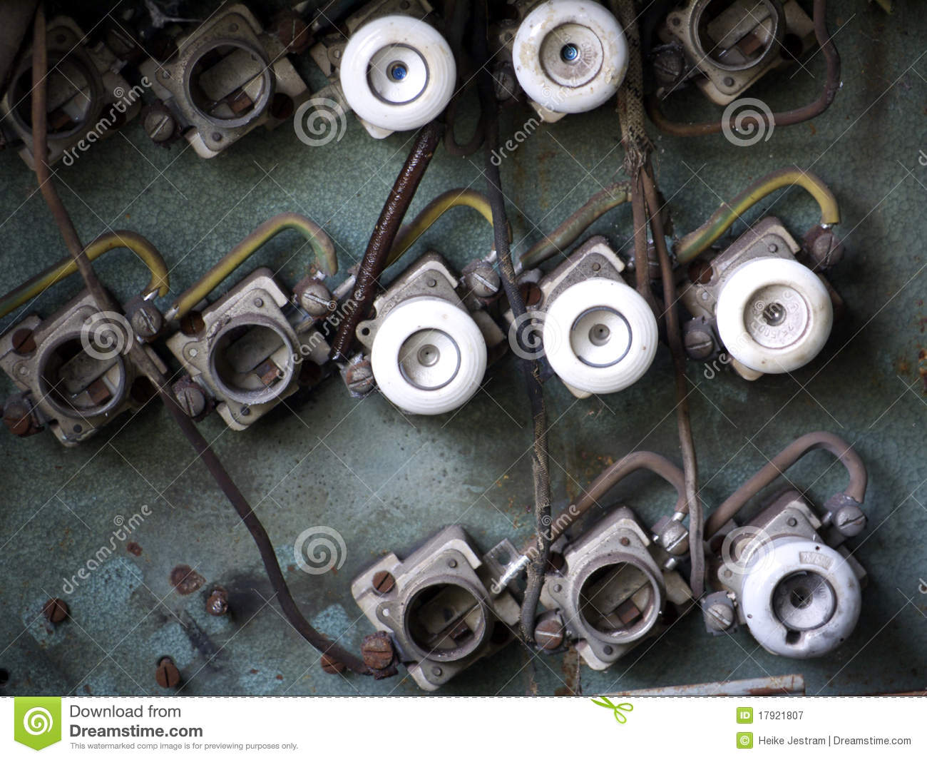 old fuse box stock photo image 51081075 old fuse box screw caps royalty stock photography