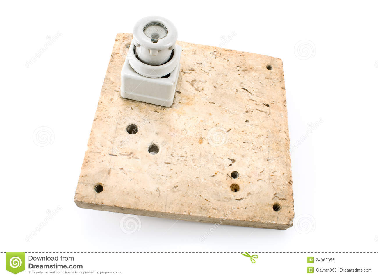old fuse on marble panel royalty free stock image image Dog Free Stock Free Nature Stock