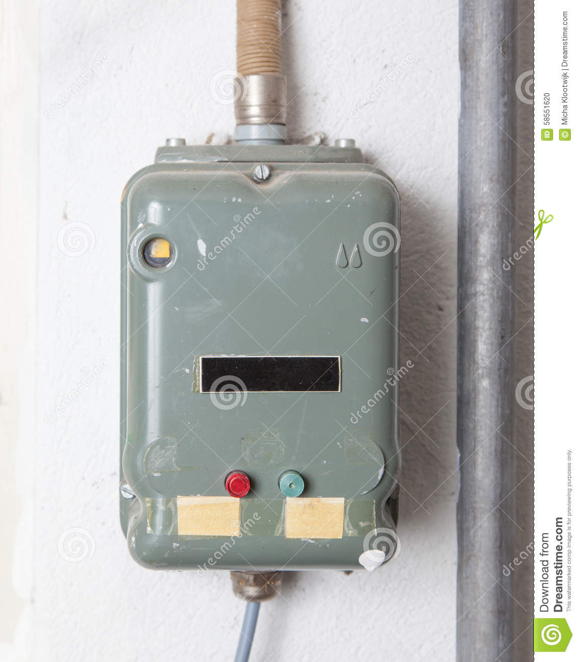 Old Out House Fuse Box Short Version Worksheet And Wiring Diagram 60 Amp Fusebox From The 80s Stock Photo Image Of Dial Inspection Rh Dreamstime Com In Silver