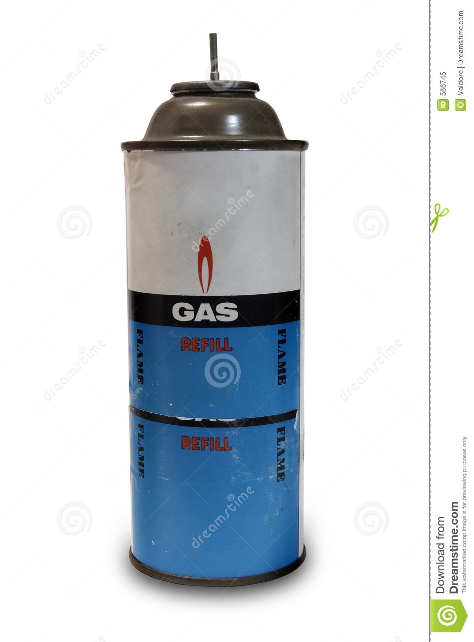 Old Gas Can
