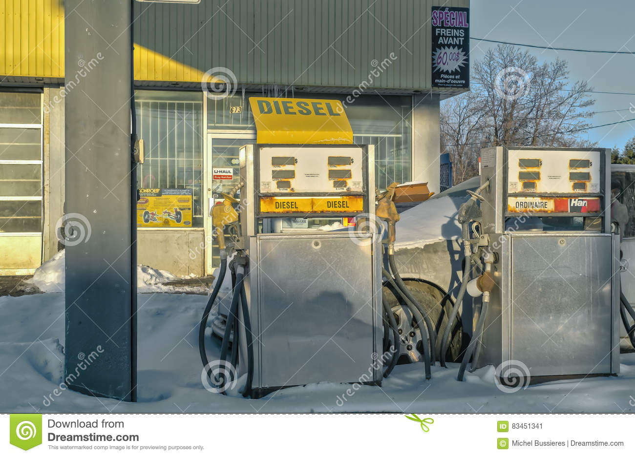 Gas Pumps Canada Photos Free Royalty Free Stock Photos From Dreamstime