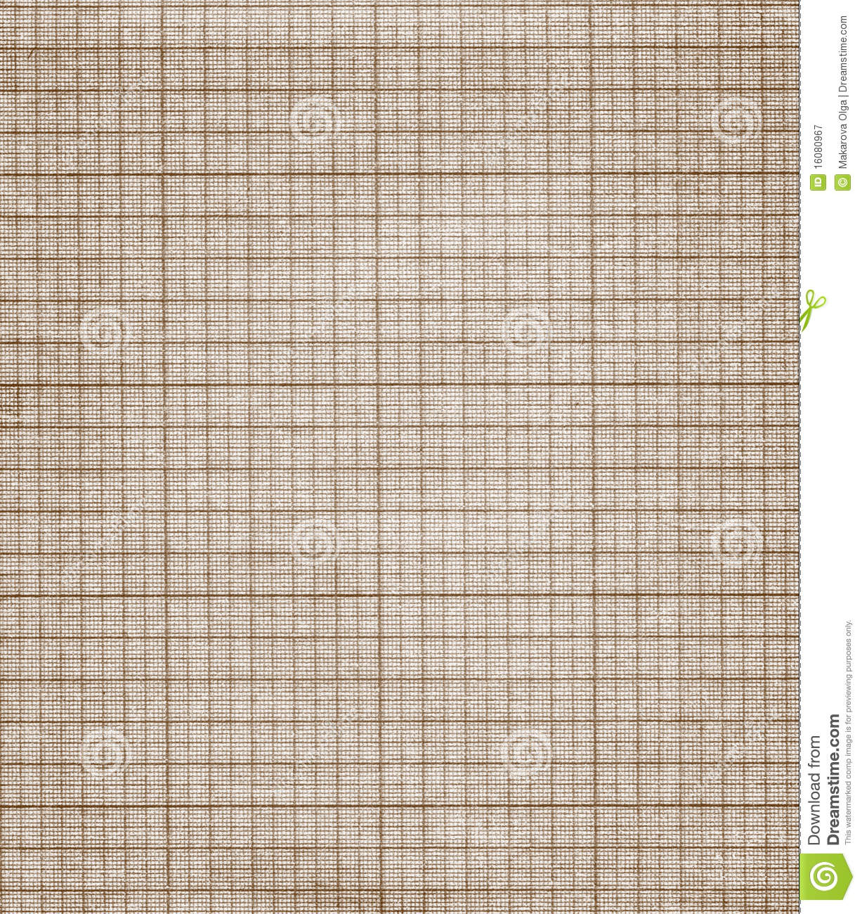 old graph paper texture royalty free stock photography