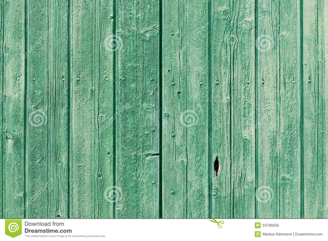 Old green painted weathered wooden planks royalty free for Exterior background