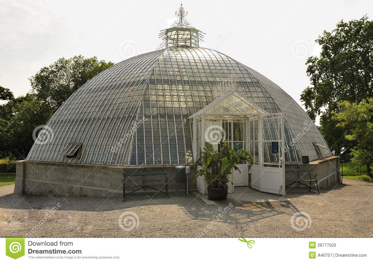 Old Greenhouse Dome Stock Photos - Image: 26777503