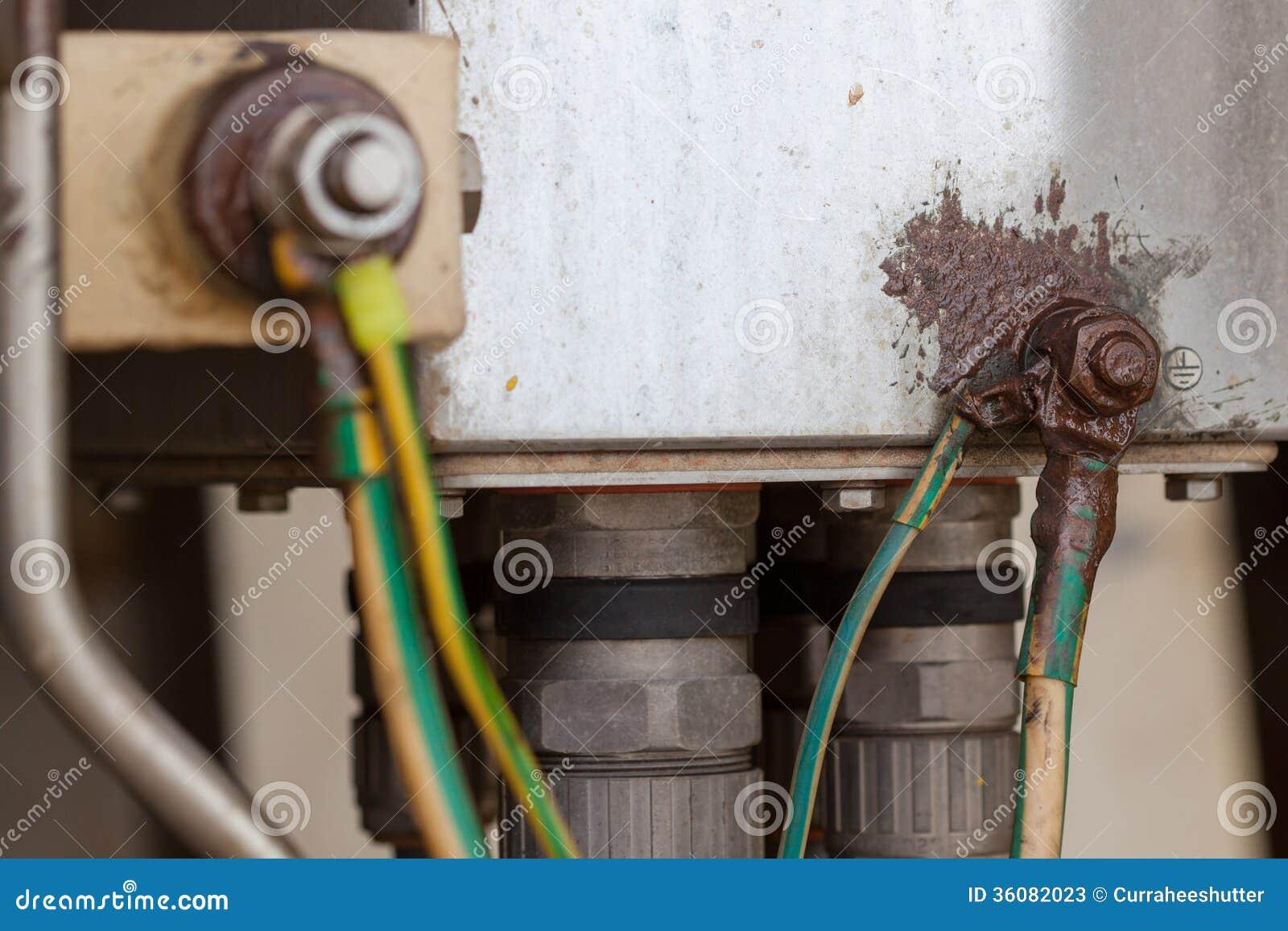 Old Wiring Block