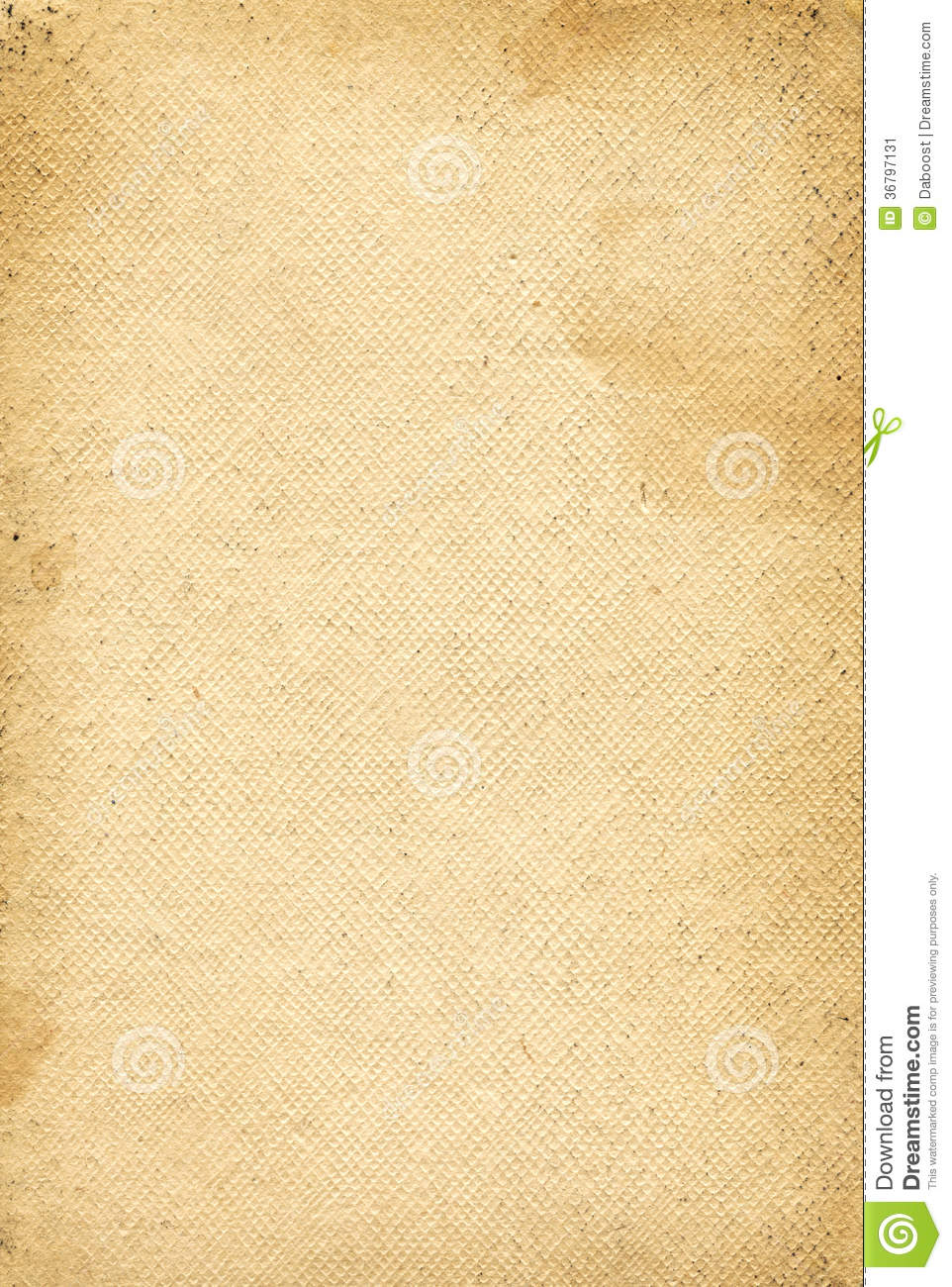 Old Grunge Canvas Paper Texture Stock Image - Image of ...
